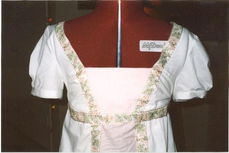 Classic Costume Historical Dress