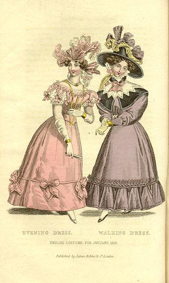 Журналы мод англия франция 19 век ч 1